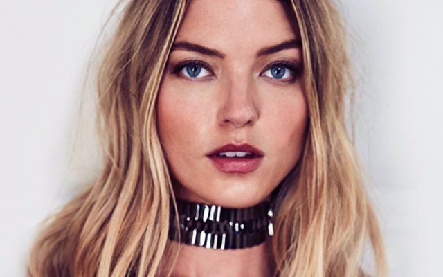 martha hunt glamour story